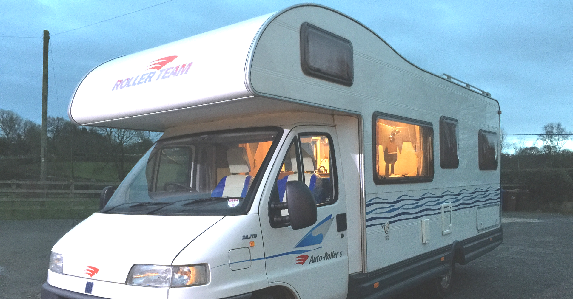 A visit to the Motorhome Show at the NEC