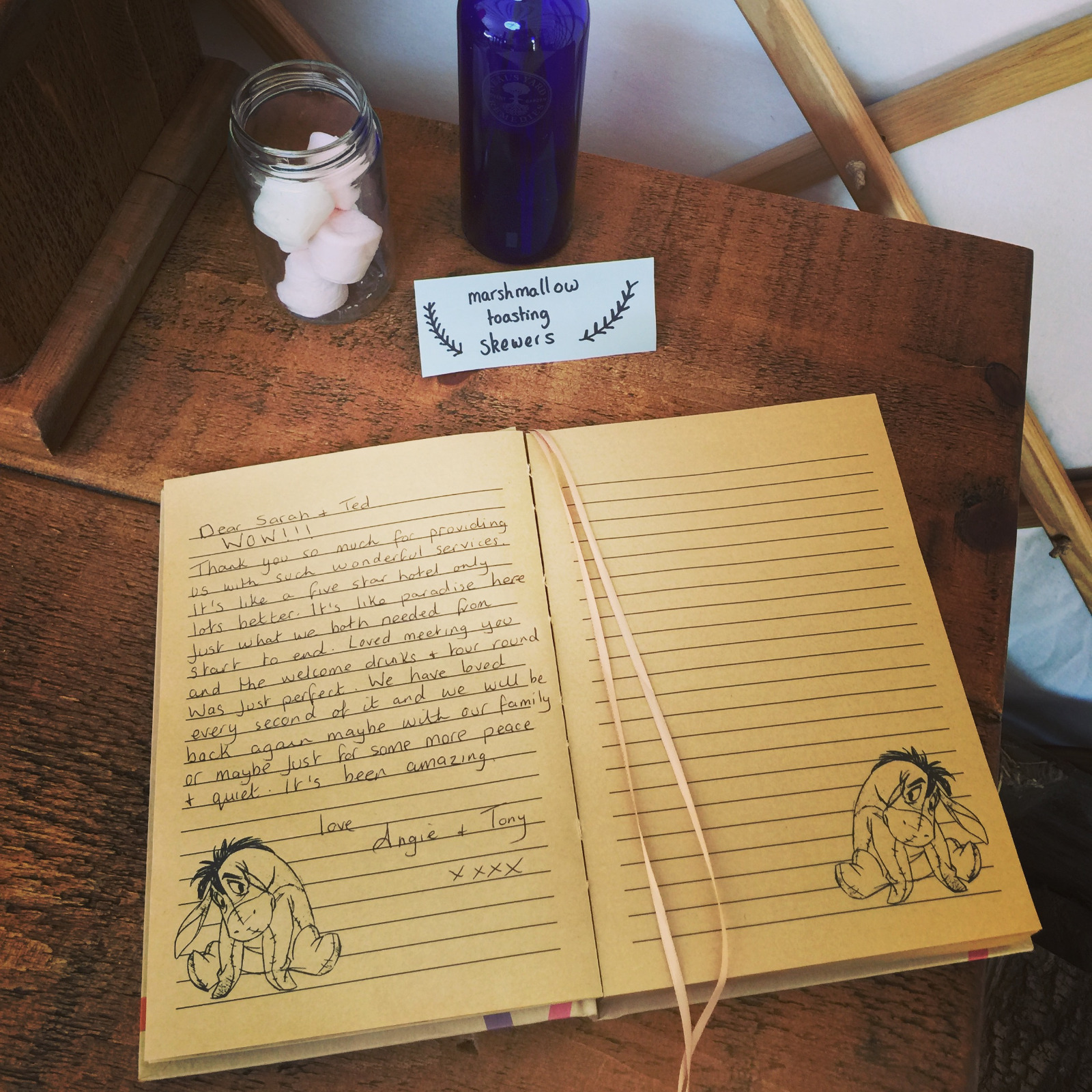 Guestbook review
